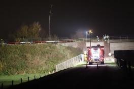 Geen treinen tussen Cuijk en Mook na aanrijding bij Katwijk