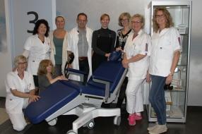 Voor een staaroperatie naar Maasziekenhuis Pantein