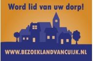 Word lid van uw dorp! Logo