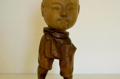 Evenement: Museum van Alle tijden toont houten Show Dummies van Tonni van Sommeren