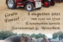 33ste Westerbeekse Oogstdag